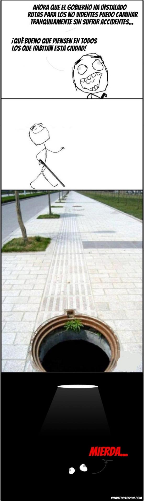 Retarded - Nuevas rutas de orientación para ciegos