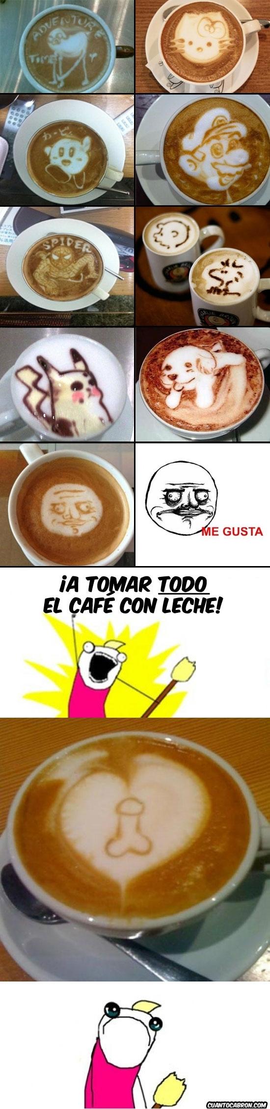 Otros - Me gusta el café