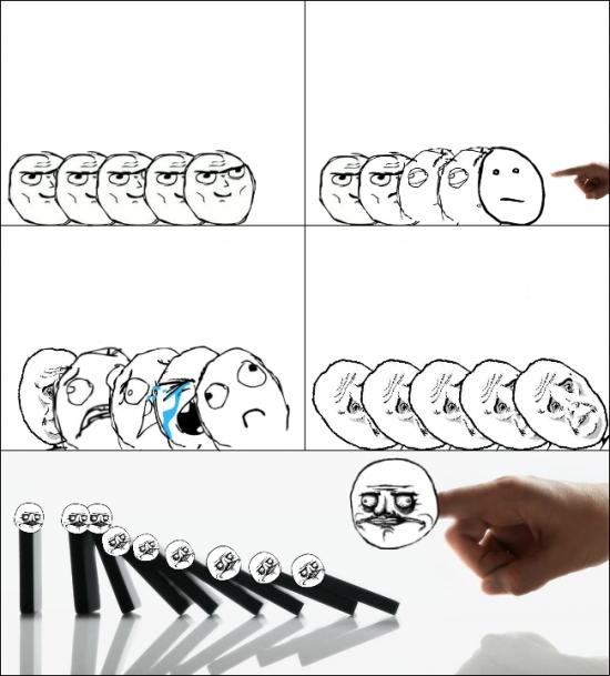 Me_gusta - Efecto dominó