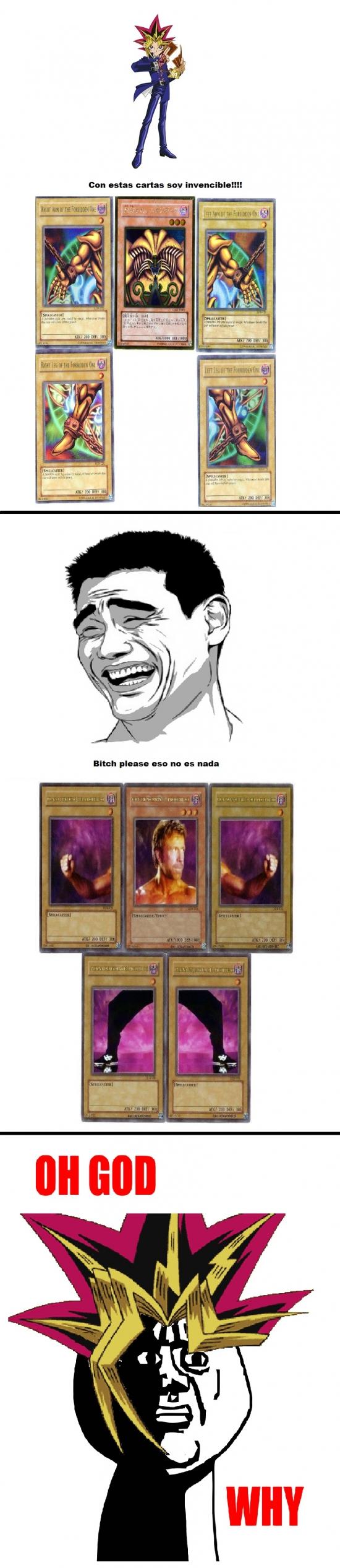 Oh_god_why - Las mejores cartas
