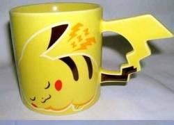 Enlace a La irresistible taza de Pikachu