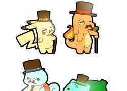 Enlace a Cazar pokémon like a sir