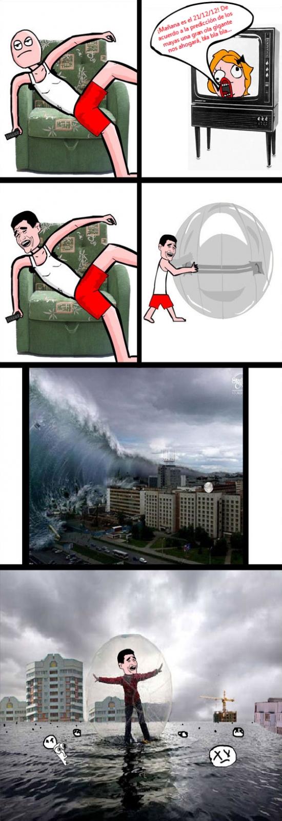 Yao - Sobreviviendo al apocalipsis