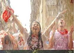 Enlace a Lluvia para refrescar
