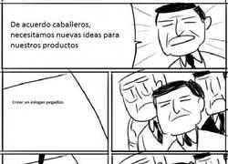 Enlace a Ideas para promocionar nuestros productos