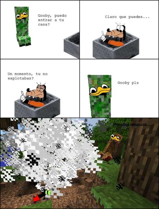 Otros - Dolan en Minecraft