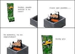 Enlace a Dolan en Minecraft