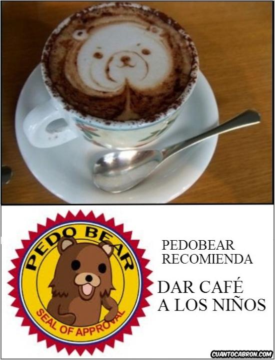 Otros - Hasta en el café