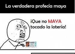 Enlace a La verdadera profecía maya