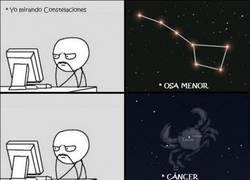 Enlace a Las constelaciones y Cuanto Cabrón