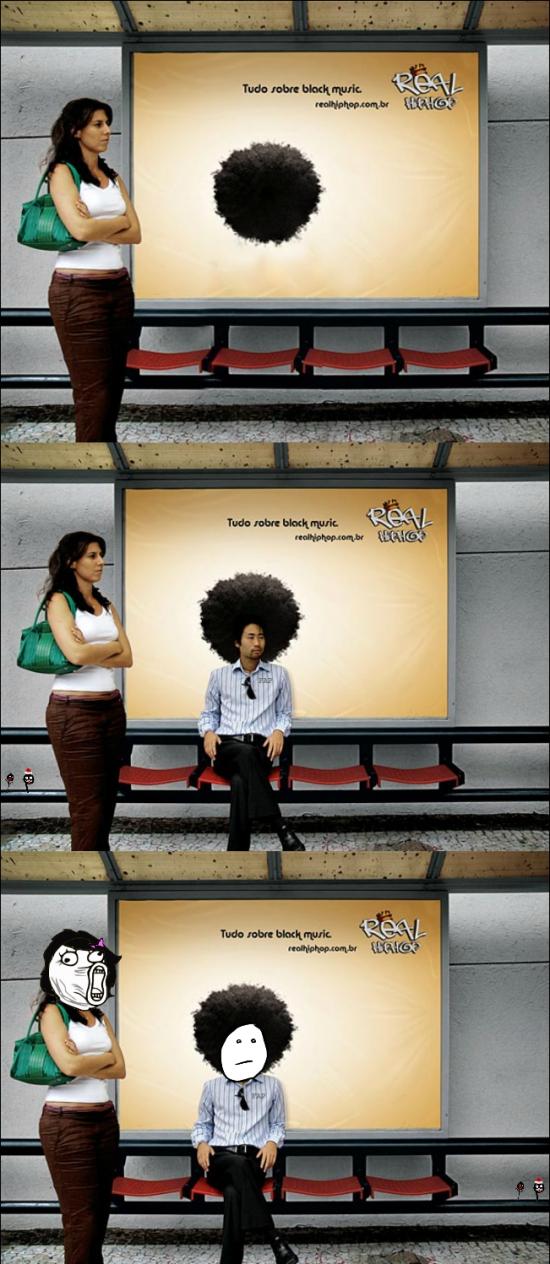 Lol - El anuncio afro