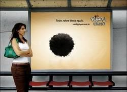 Enlace a El anuncio afro