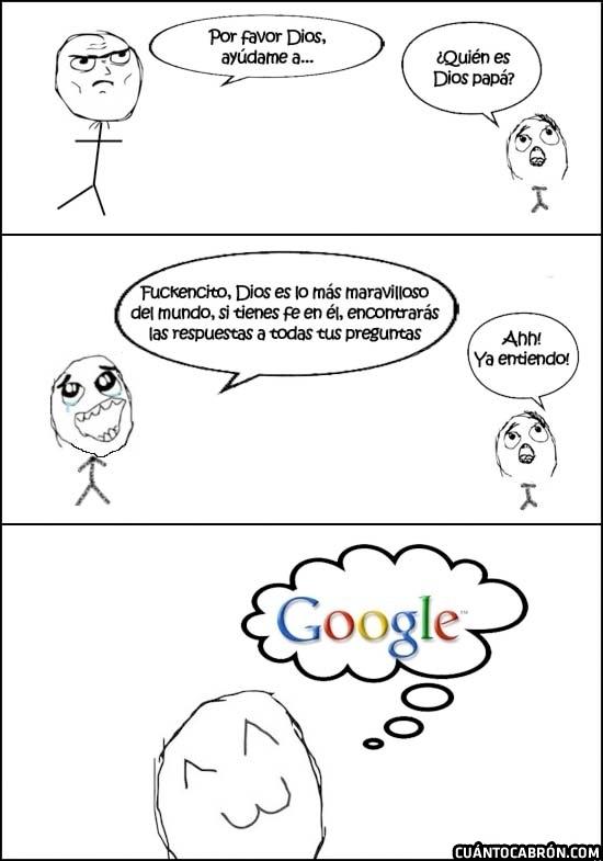 dios,google,hijo,padre,preguntas,respuestas,rezar