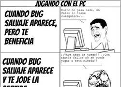 Enlace a Tipos de bug