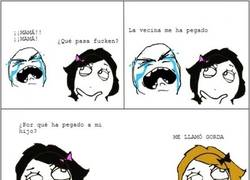 Enlace a Hijo troll, madre peor