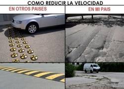 Enlace a Así se reduce la velocidad en mi país