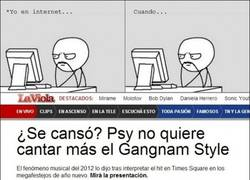 Enlace a No, PSY, no!!!