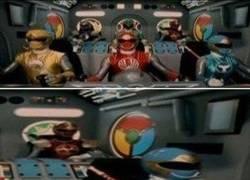Enlace a Ahora ya sé de dónde salió el logo de Chrome