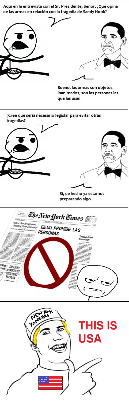 armas,exito,leyes,not bad,obama,prohibicion,usa