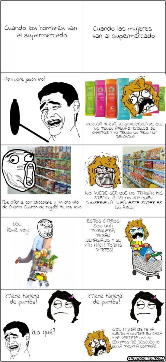 Mix - En el supermercado
