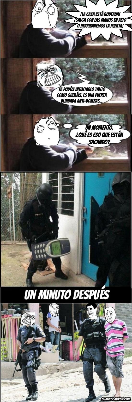 Yao - Los SWAT mejoran su equipamiento