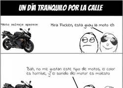 Enlace a ¿Te gusta la moto?