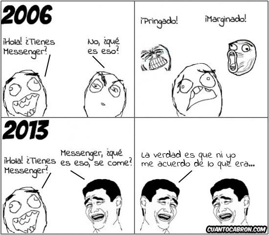 2006,2013,chat,messenger,msn,pringado,programa