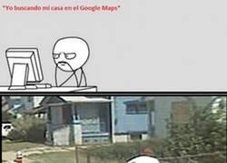 Enlace a Google Maps siempre atento para grabar lo más innecesario