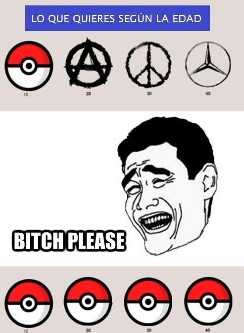 anarquia,bitch please,coches,mercedes,pokeball,Pokémon,simbolo de la paz,yao ming