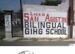 Enlace a Sí sí, muy bilingual