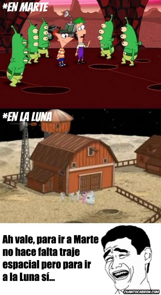 Yao - La lógica en los dibujos animados