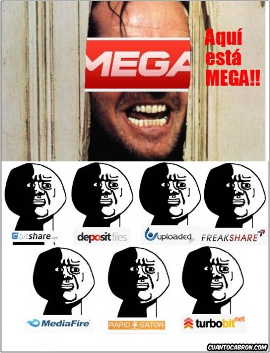 Oh_god_why - ¡Aquí está MEGA!