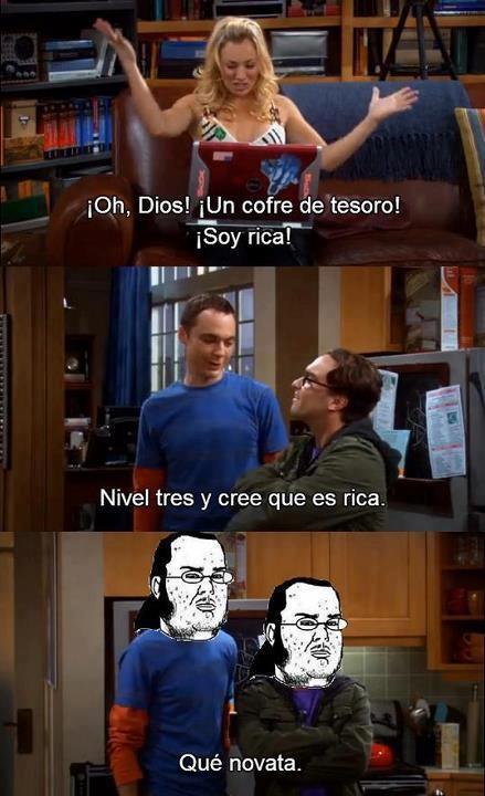 Friki - Cosas de Noobs...