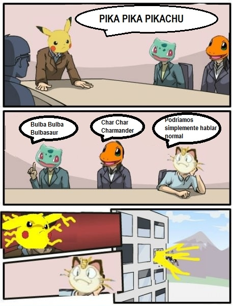 bulbasaur,charmander,hablar,junta de accionistas,oficina,pikachu,pokémon,simplemente,ventana