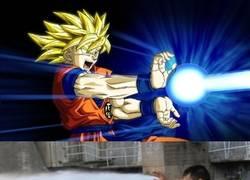 Enlace a Dragon Ball en la vida real
