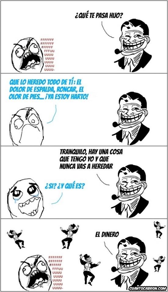 Trolldad - Las herencias de Trolldad