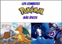 Enlace a Los combates Pokémon más ÉPICOS