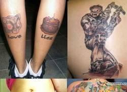 Enlace a Tatuajes gamers, no aptos para todo el mundo