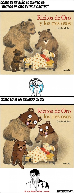 Otros - La verdad sobre los tres osos