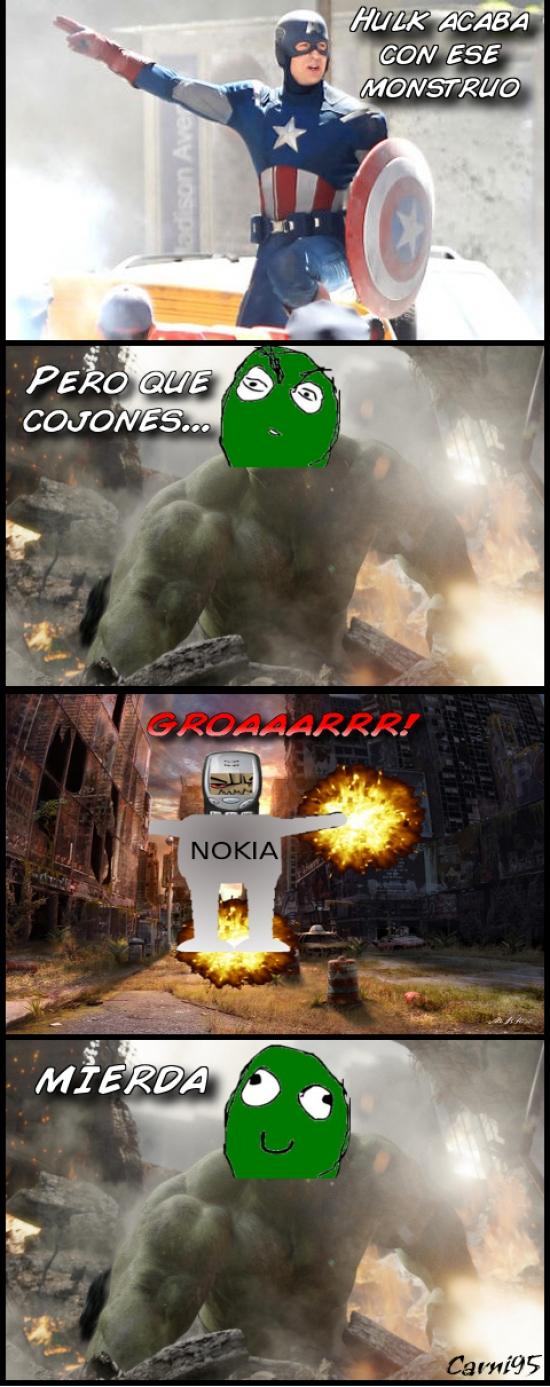 Retarded - No es rival para Nokia