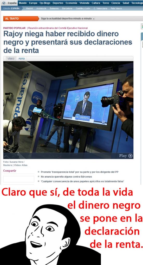 No_me_digas - Rajoy nos toma por tontos