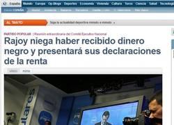 Enlace a Rajoy nos toma por tontos