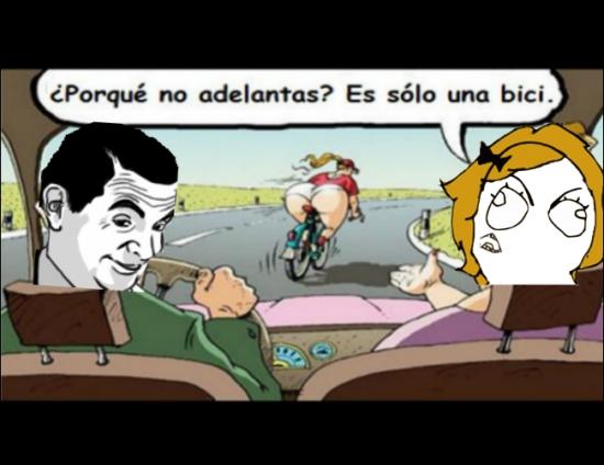 Otros - No es por la bici...