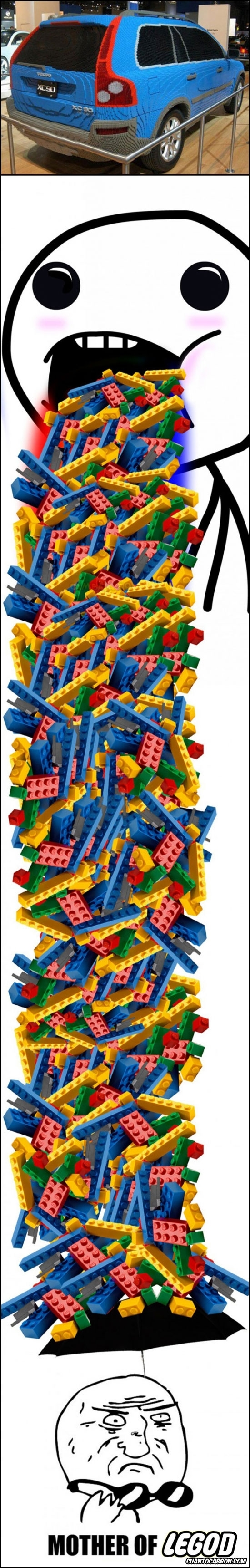 Mother_of_god - Puke Lego