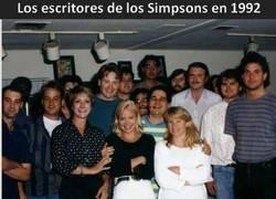 Enlace a Modernización, nivel: Los Simpson