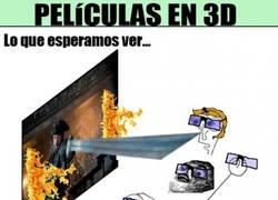 Enlace a Peliculas en 3D