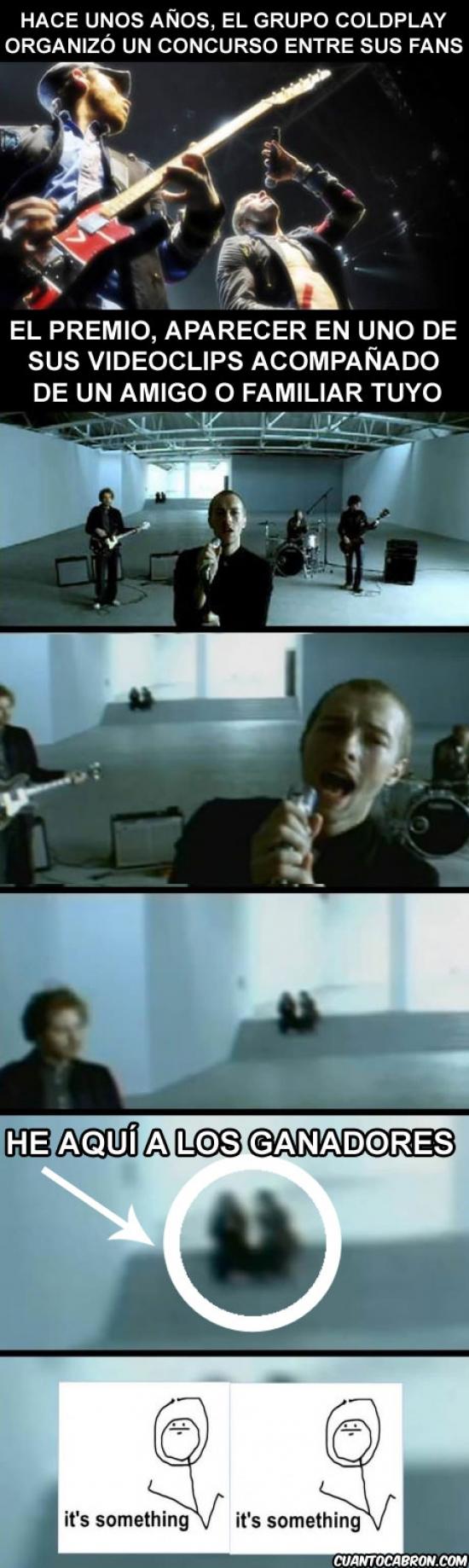 Its_something - Coldplay y su infinita generosidad con sus fans