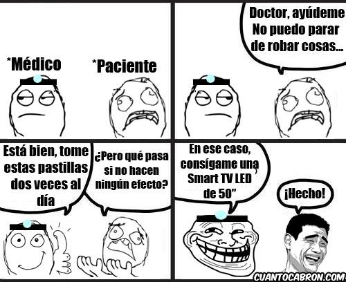Mix - El médico siempre encontrará la mejor solución a tus problemas, y los suyos