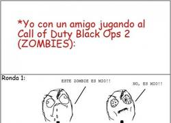 Enlace a Black Ops 2 Zombies