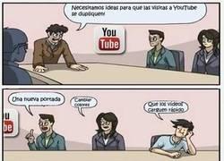 Enlace a Necesitamos ideas para Youtube